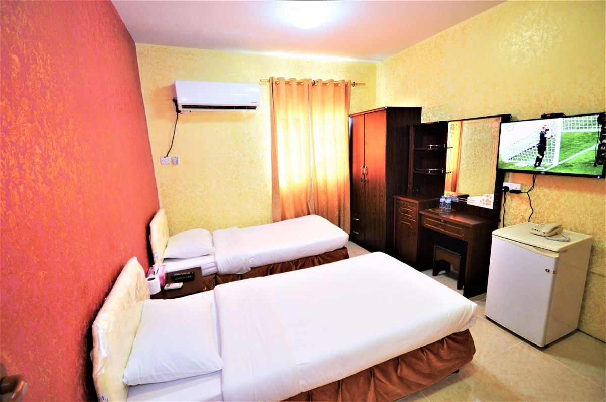 Cheap twin room in sur Oman Sur hotels