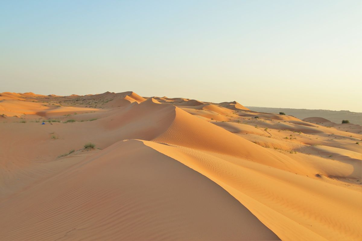 Desert tour from Sur Oman