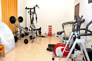 Facilities and Services Fitness room of Sur Hotel in Sur Oman opt