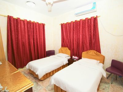 Small Twin Room Sur Hotel budget cheap hotel in Sur Oman62